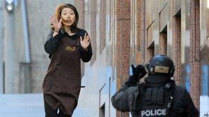 sydney siege hostage