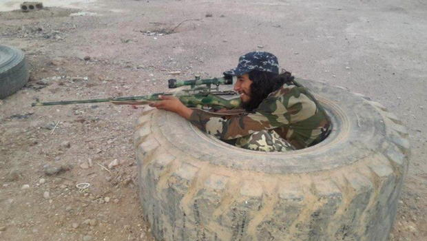 Abdelhamid Abaaoud ISIS photo